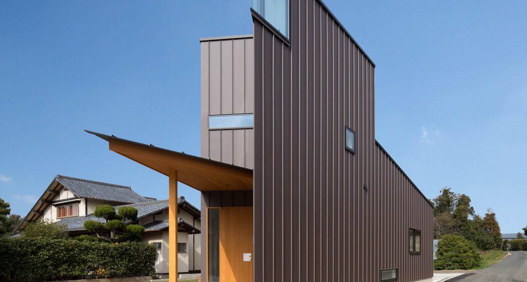 『立花山の家』-福岡県糟屋郡-建築写真・竣工写真・インテリア写真