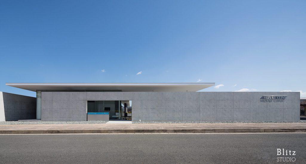 『みずき内科クリニック』-福岡県田川市-建築写真・竣工写真・インテリア写真