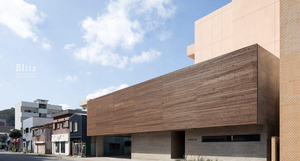 『田中タクシー』-鹿児島県奄美大島-建築写真・竣工写真・インテリア写真