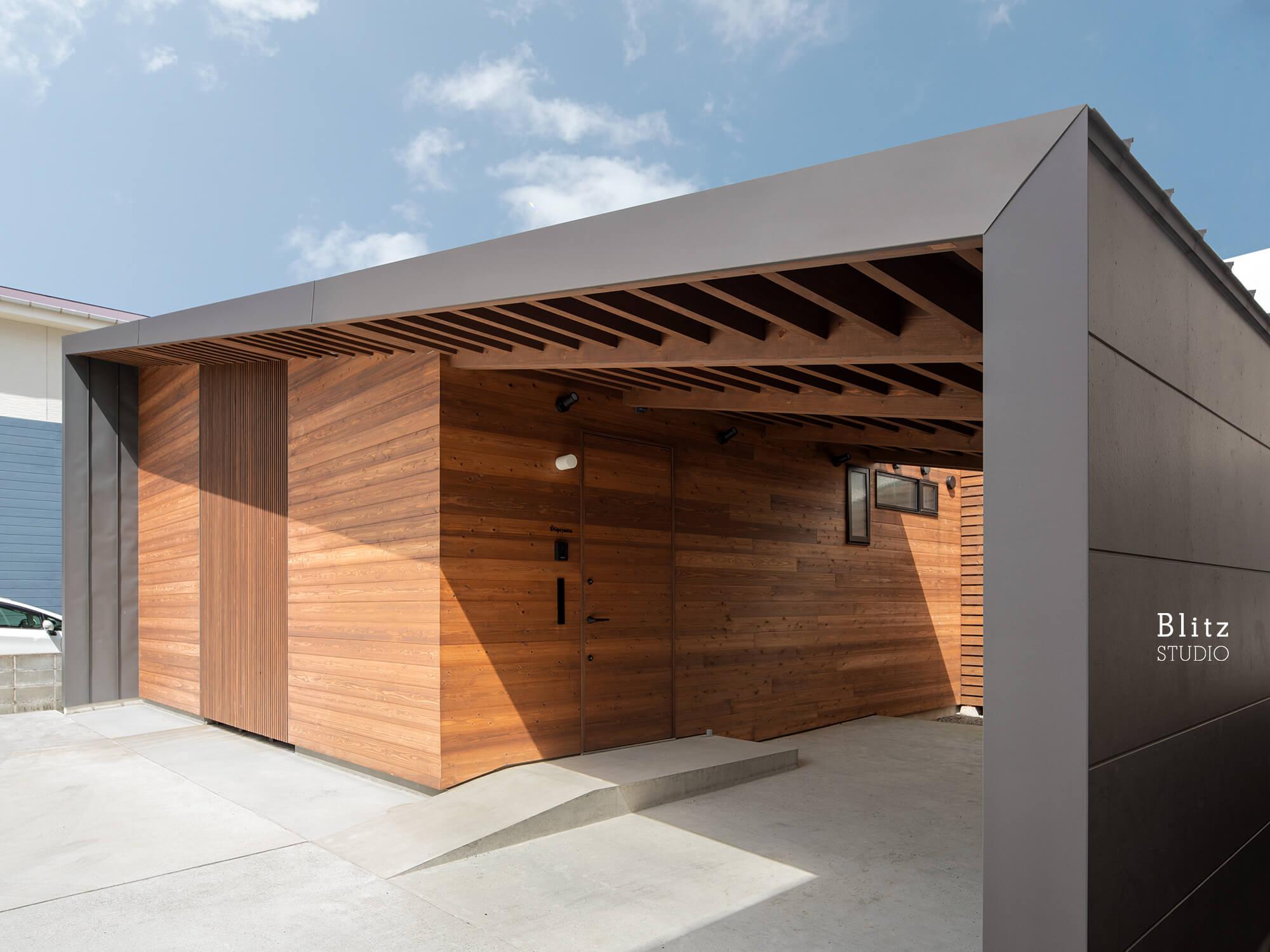 『鳩浜の家』-鹿児島県奄美市-建築写真・竣工写真・インテリア写真2