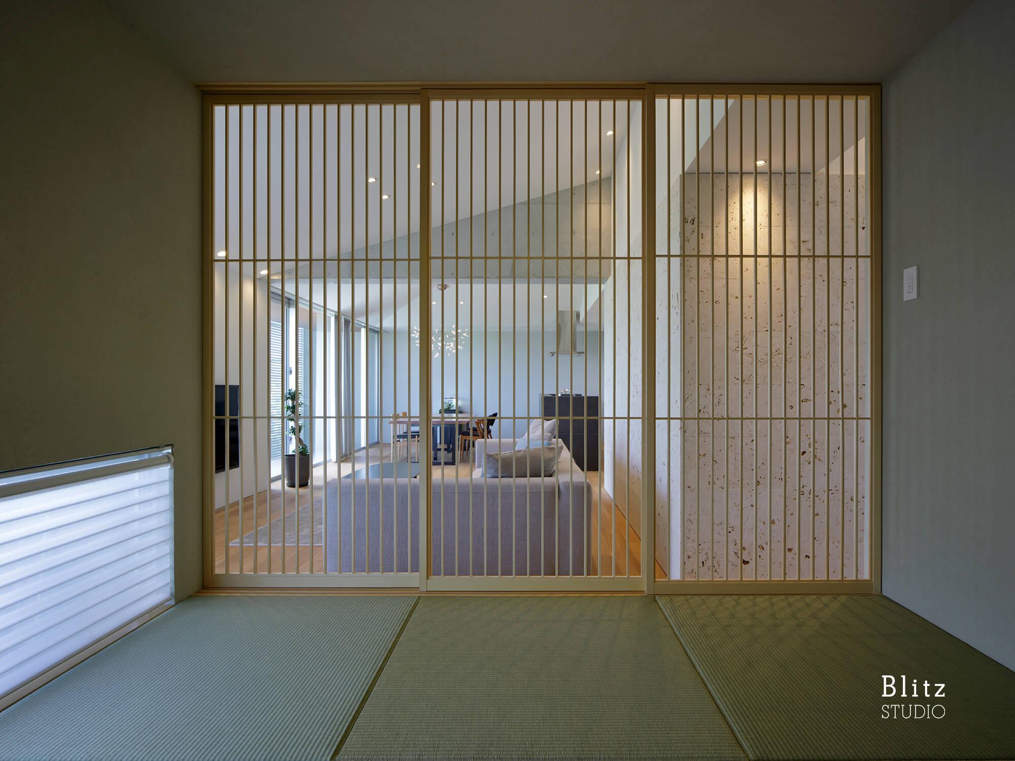 『古島の家』建築写真・竣工写真・インテリア写真8