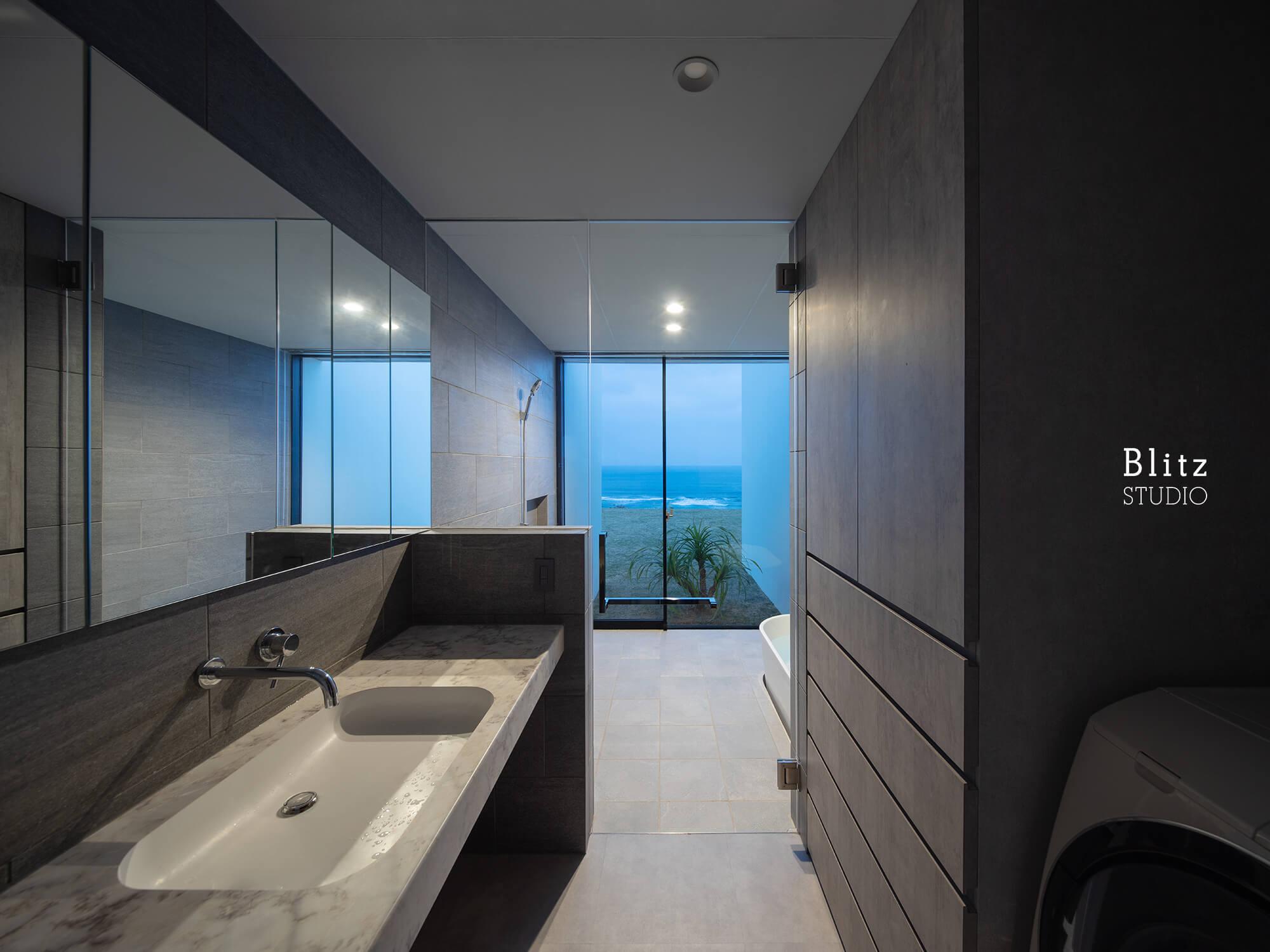 『太平洋を望む家』建築写真・竣工写真・インテリア写真10