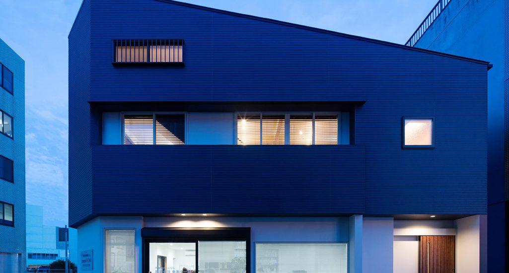 『IRIFUNE HOUSE』-鹿児島県奄美市-建築写真・竣工写真・インテリア写真