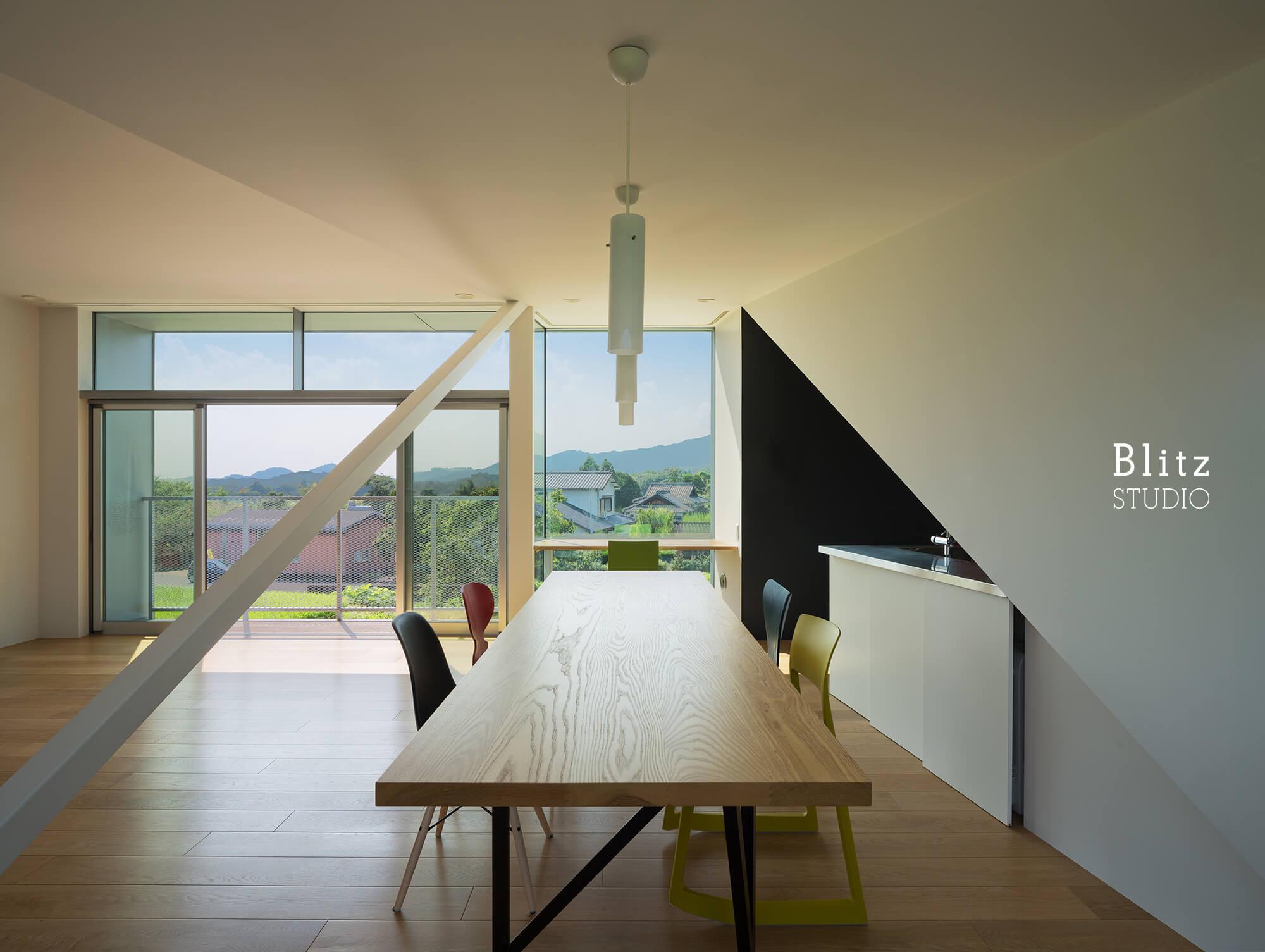 『吉野ヶ里の住宅』建築写真・竣工写真・インテリア写真17