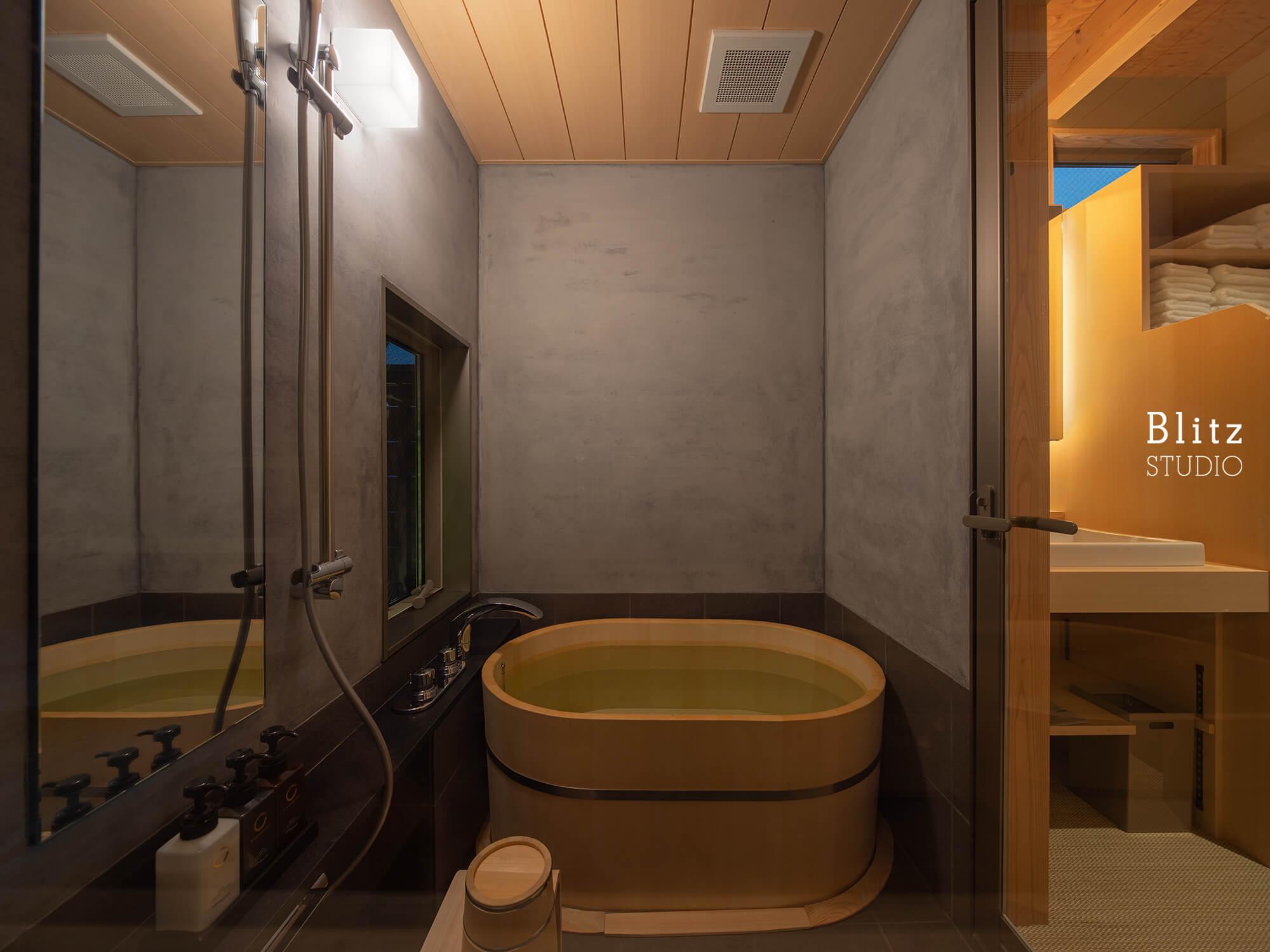 『博多の宿 徒然庵』建築写真・竣工写真・インテリア写真16