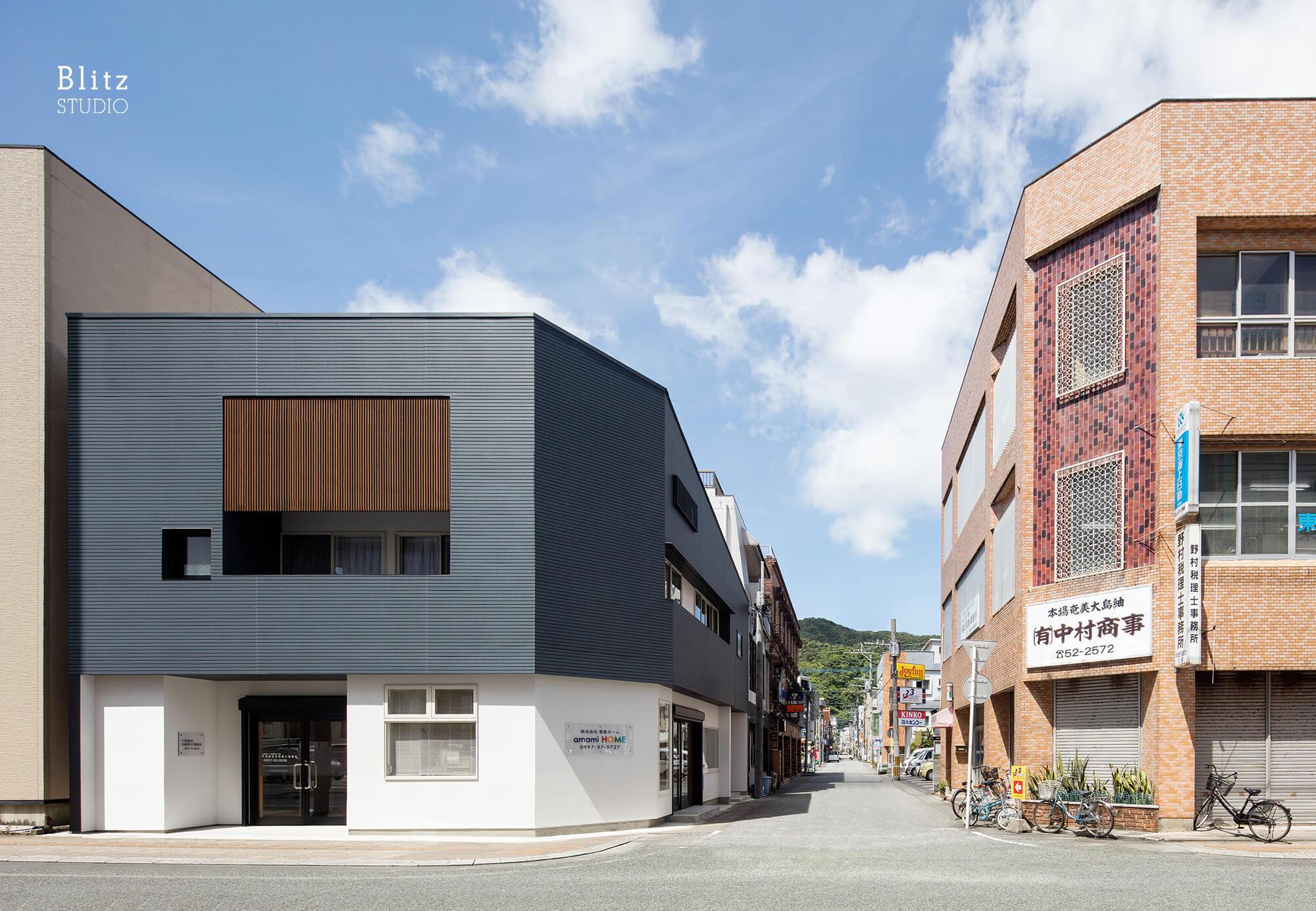 『IRIFUNE HOUSE』-鹿児島県奄美市-建築写真・竣工写真・インテリア写真2