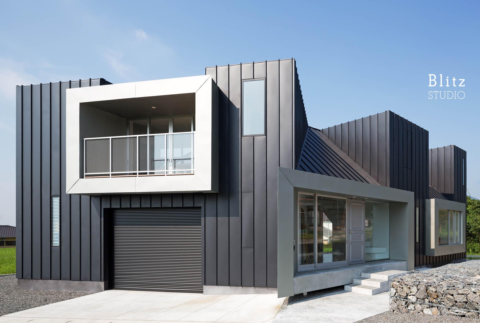 『吉野ヶ里の住宅』-佐賀県吉野ヶ里町-建築写真・竣工写真・インテリア写真2