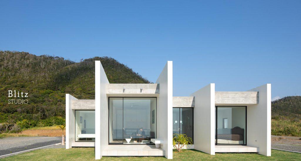 『太平洋を望む家』-鹿児島県奄美大島-建築写真・竣工写真・インテリア写真