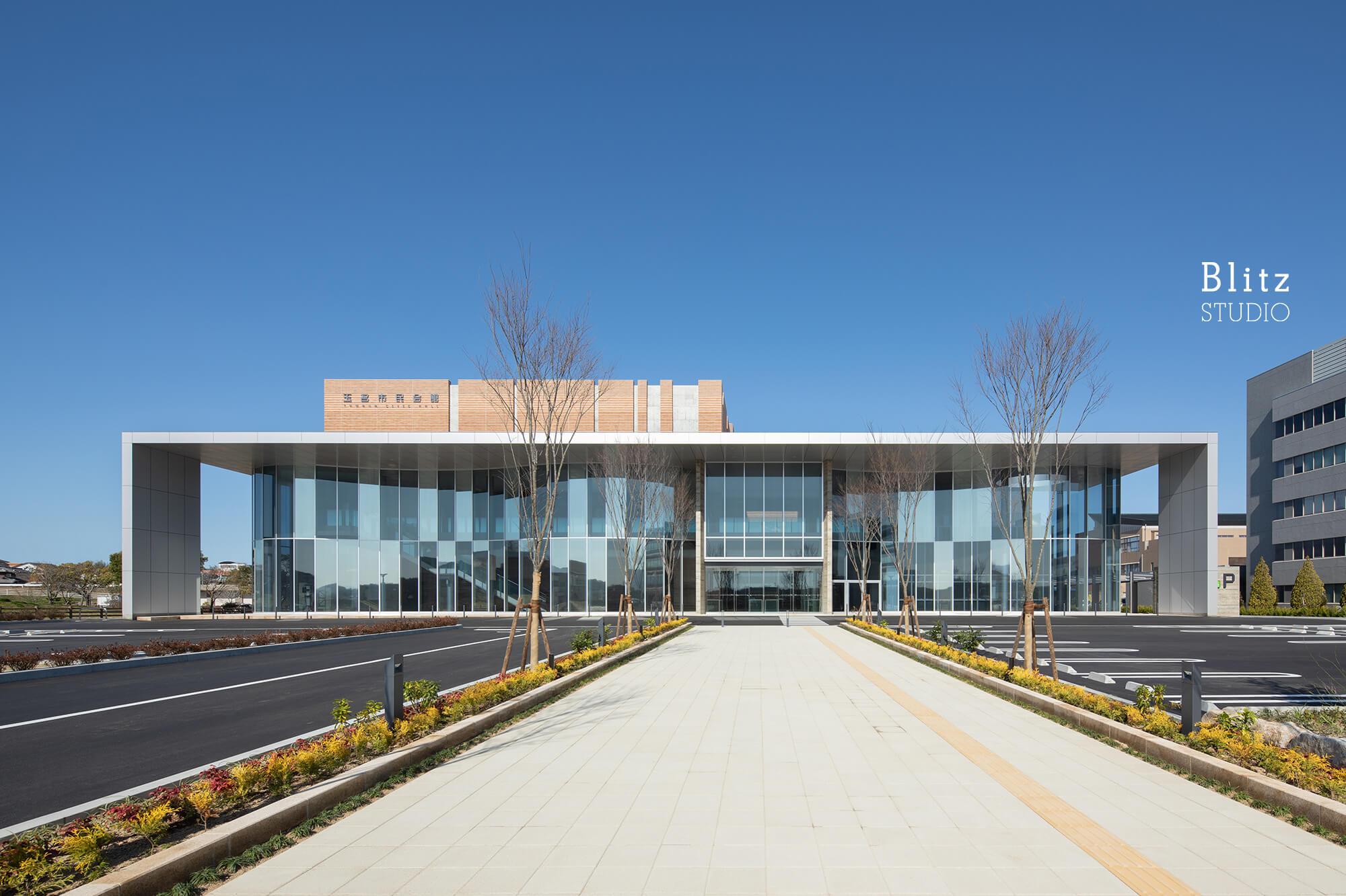 『TA会館』-熊本県玉名市-建築写真・竣工写真・インテリア写真2