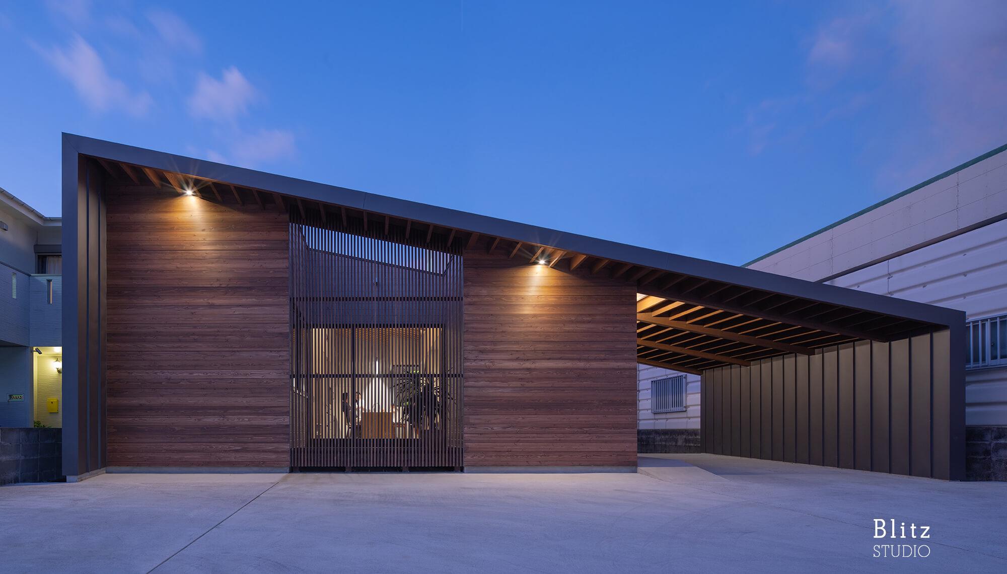 『鳩浜の家』-鹿児島県奄美市-建築写真・竣工写真・インテリア写真3