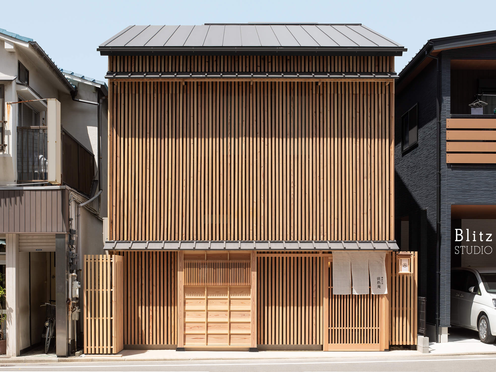 『博多の宿 徒然庵』-福岡県福岡市-建築写真・竣工写真・インテリア写真2