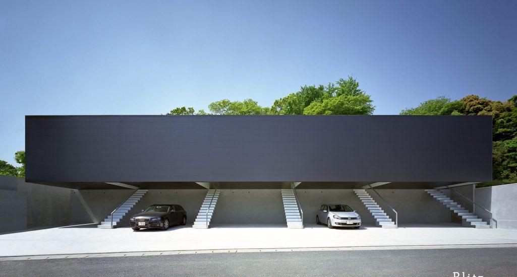 『MONOLITH』-福岡県宗像市-建築写真・竣工写真・インテリア写真