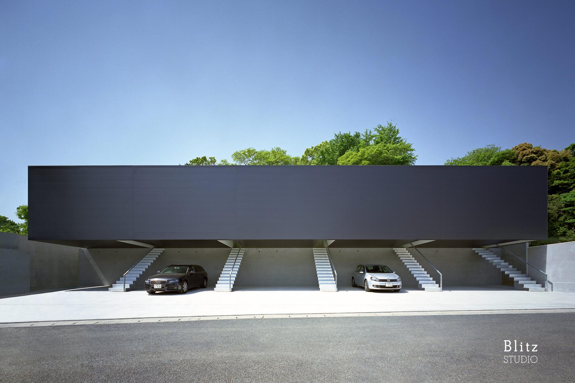 『MONOLITH』-福岡県宗像市-建築写真・竣工写真・インテリア写真2