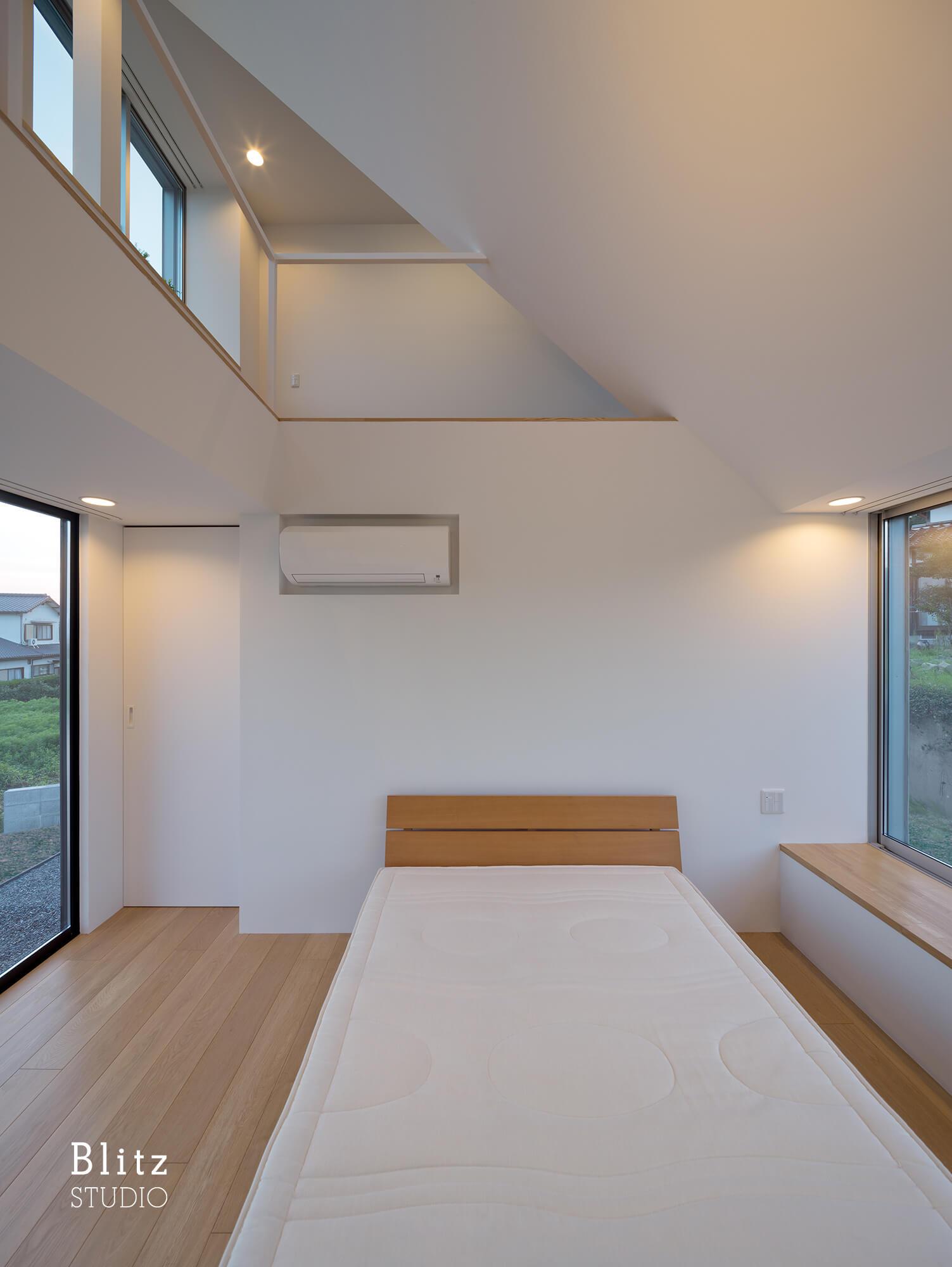 『吉野ヶ里の住宅』建築写真・竣工写真・インテリア写真23
