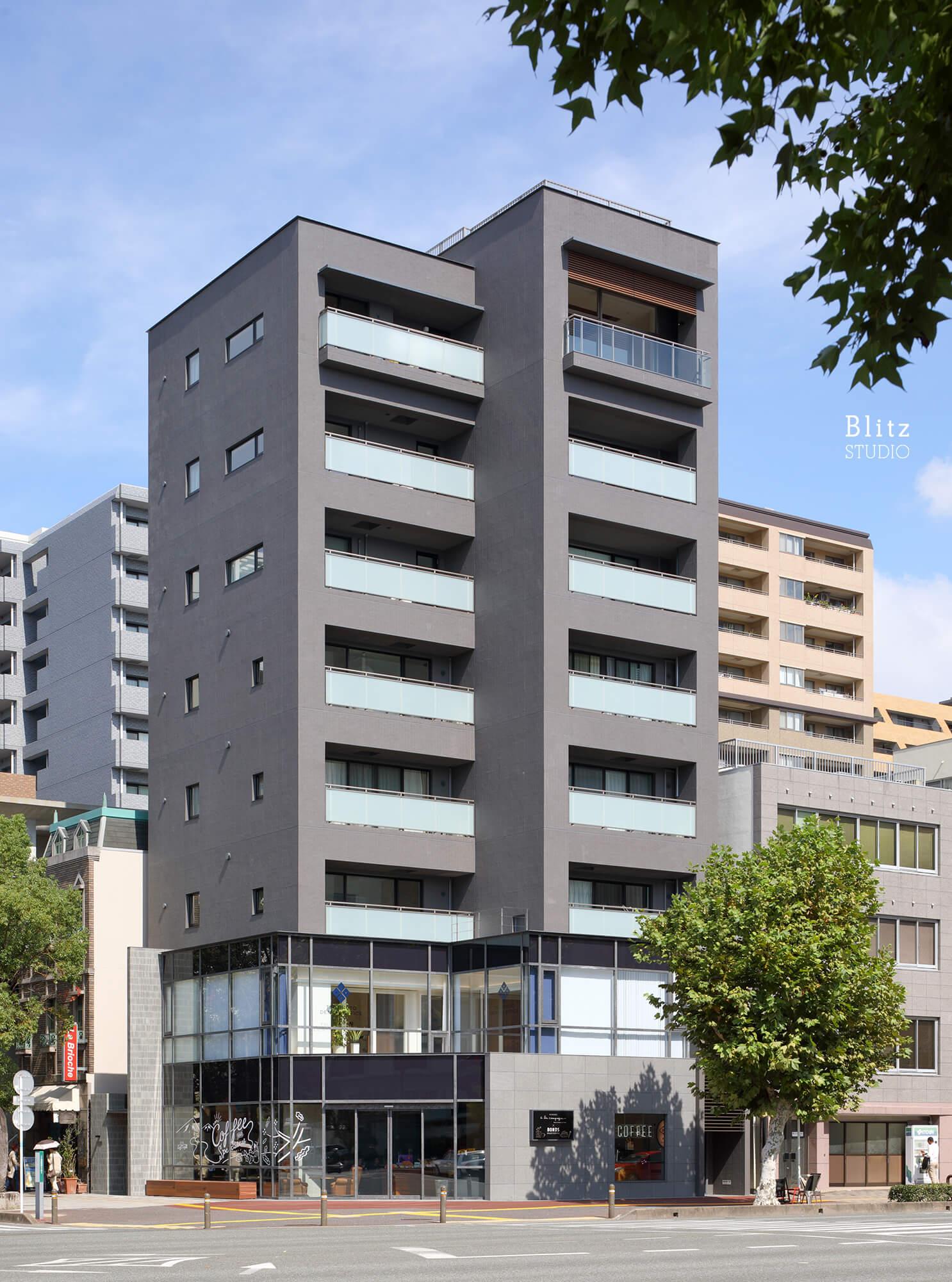 『アスエリア大濠公園』-福岡県福岡市-建築写真・竣工写真・インテリア写真3