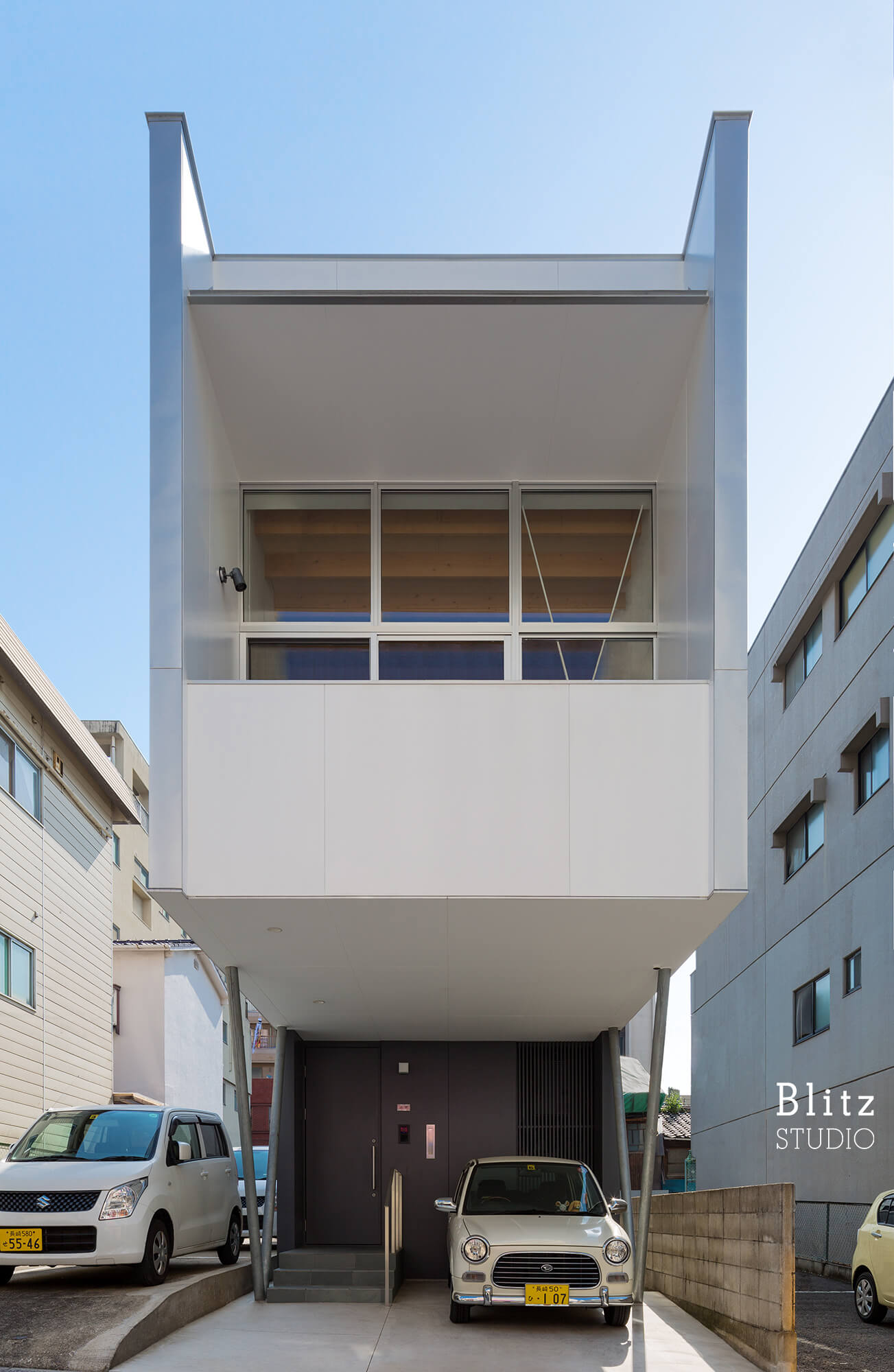 『油屋町の家』-長崎県長崎市-建築写真・竣工写真・インテリア写真3