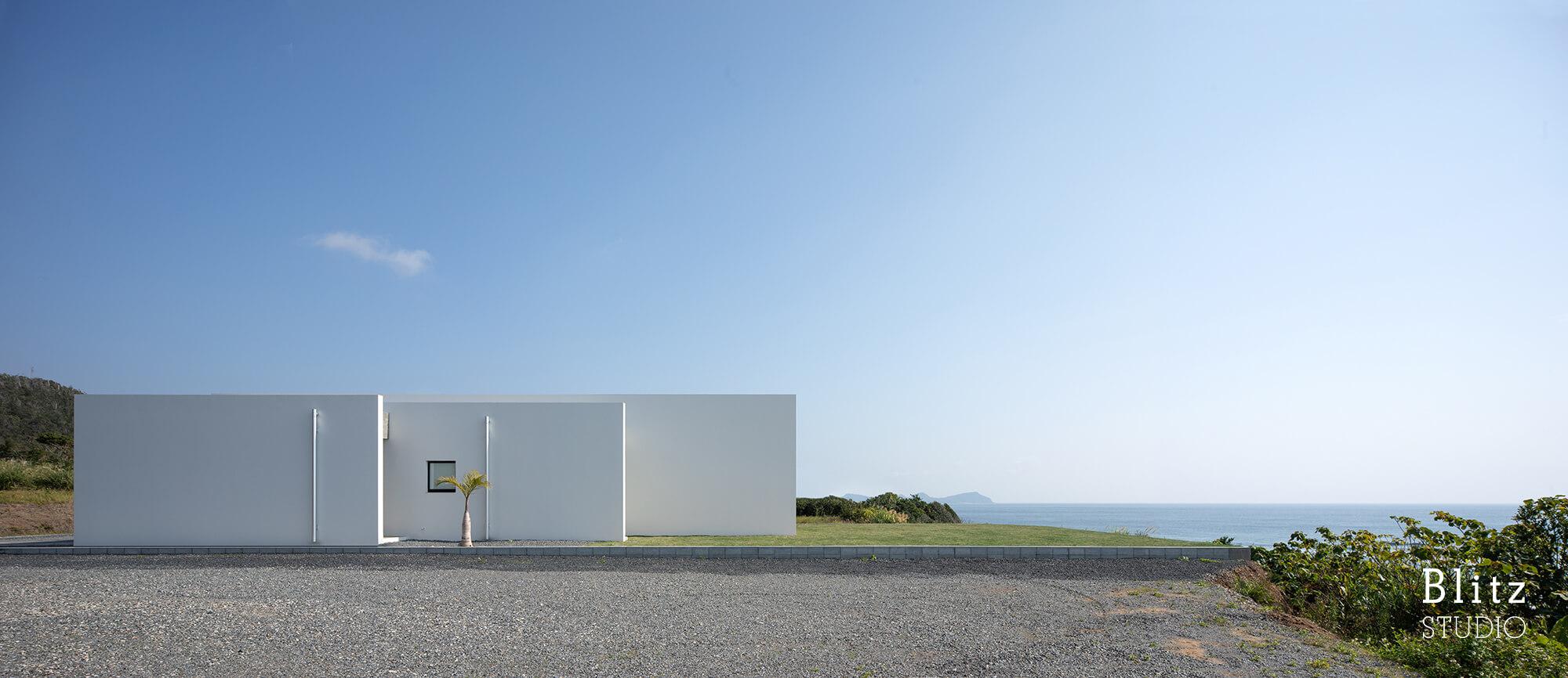 『太平洋を望む家』-鹿児島県奄美大島-建築写真・竣工写真・インテリア写真3
