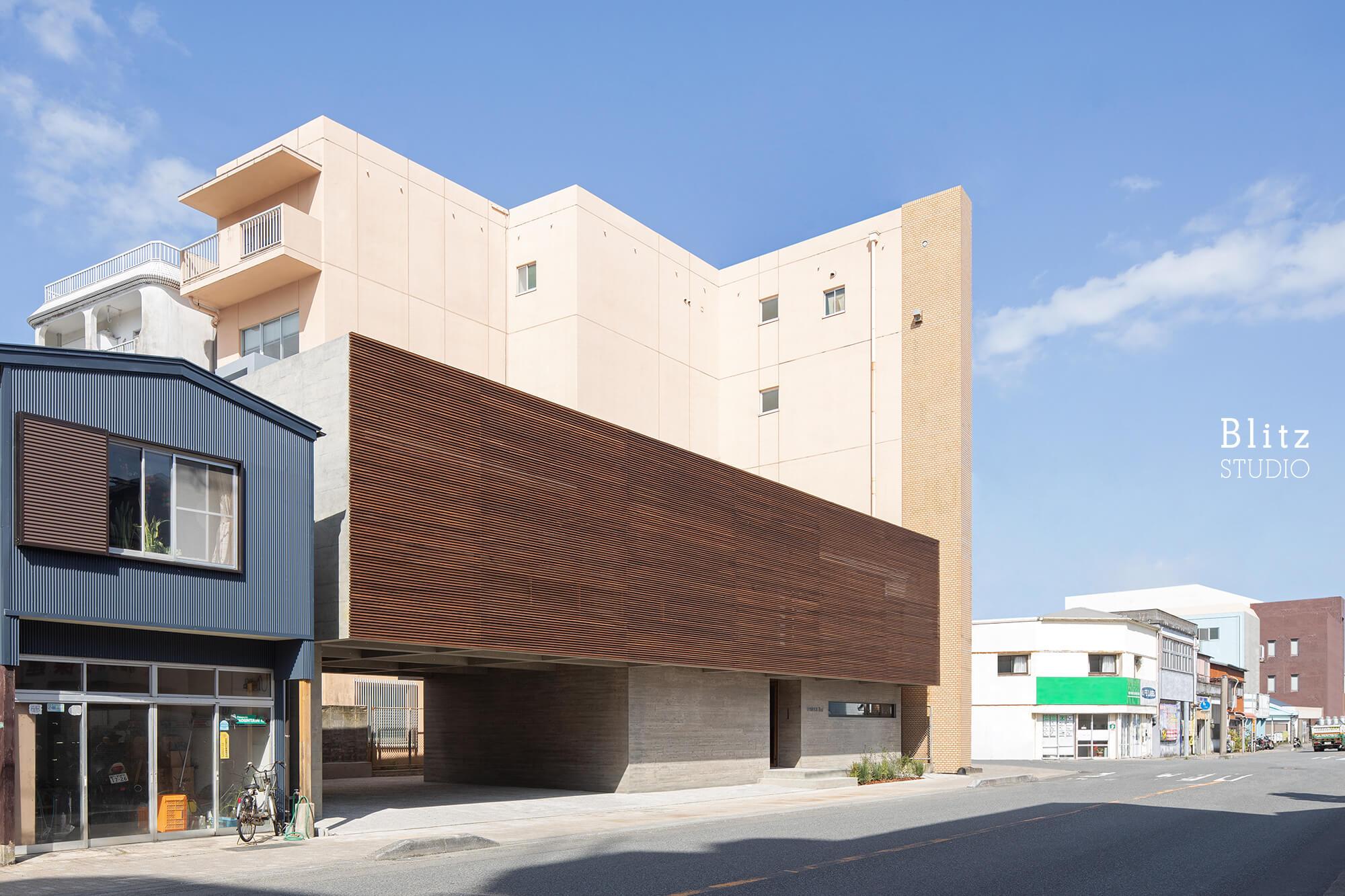 『田中タクシー』-鹿児島県奄美大島-建築写真・竣工写真・インテリア写真4