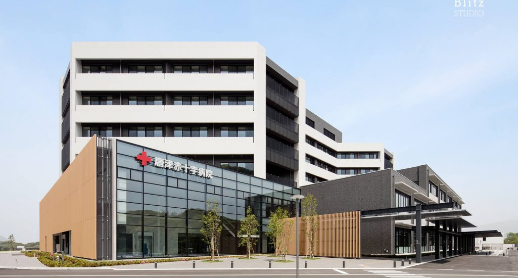 『唐津赤十字病院』-佐賀県唐津市-建築写真・竣工写真・インテリア写真