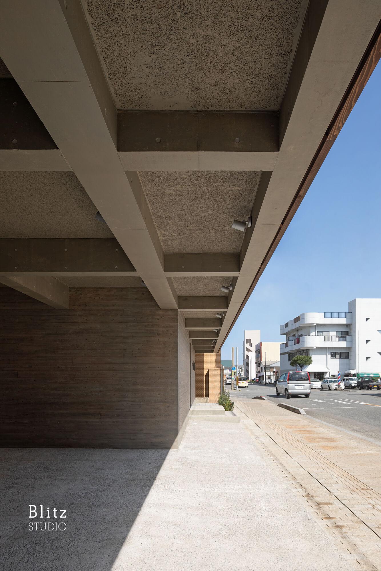 『田中タクシー』-鹿児島県奄美大島-建築写真・竣工写真・インテリア写真5