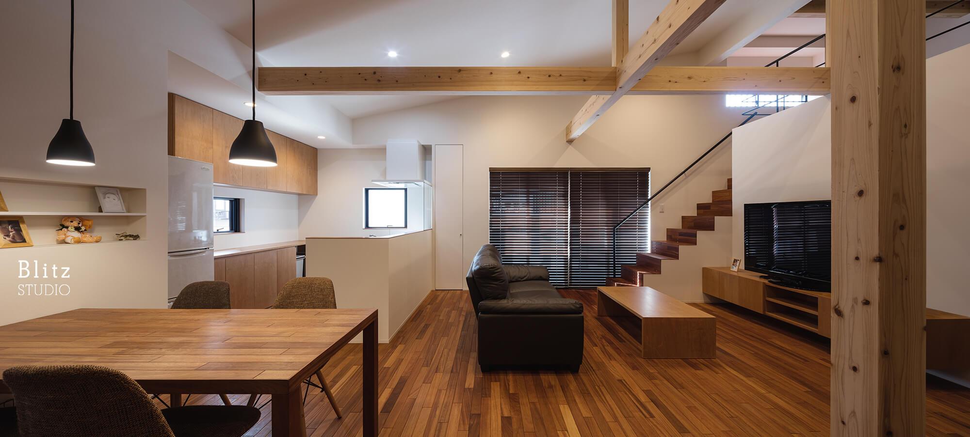 『IRIFUNE HOUSE』-鹿児島県奄美市-建築写真・竣工写真・インテリア写真4