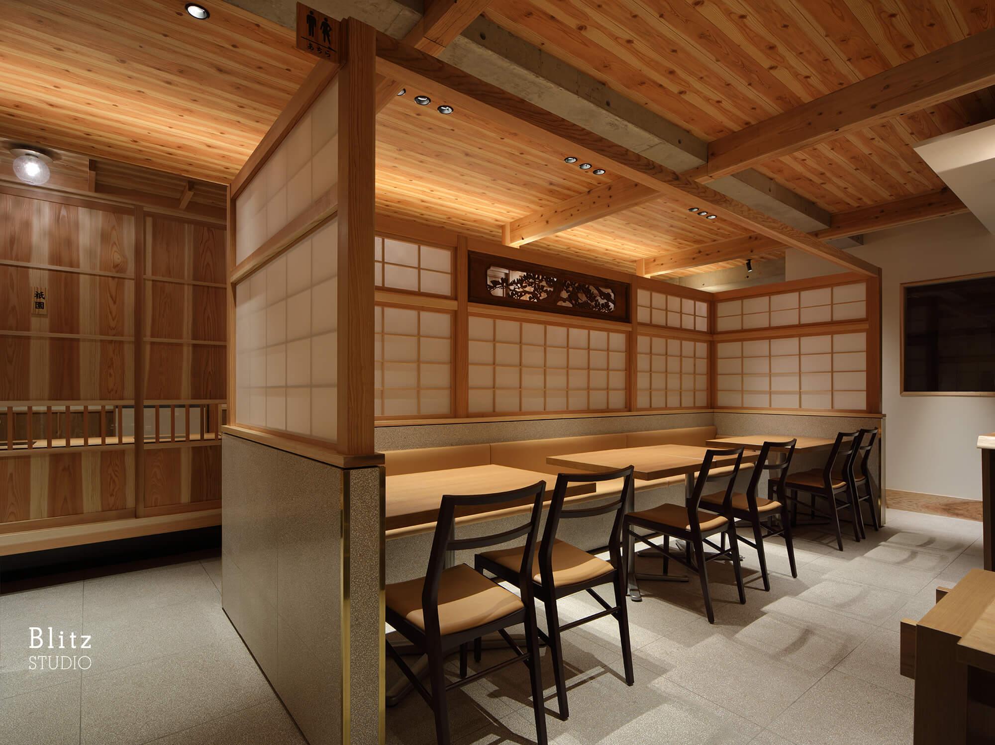 『前田屋 総本店』-福岡県福岡市-建築写真・竣工写真・インテリア写真4