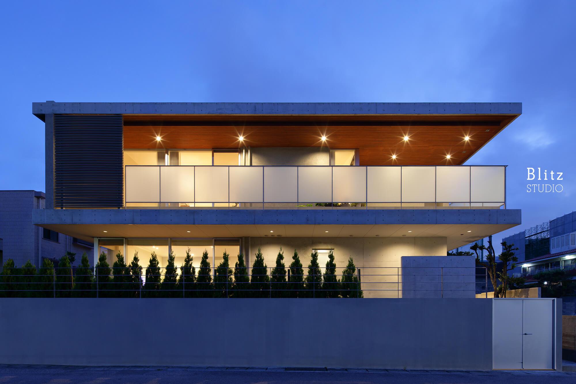 『古島の家』-沖縄県-建築写真・竣工写真・インテリア写真1