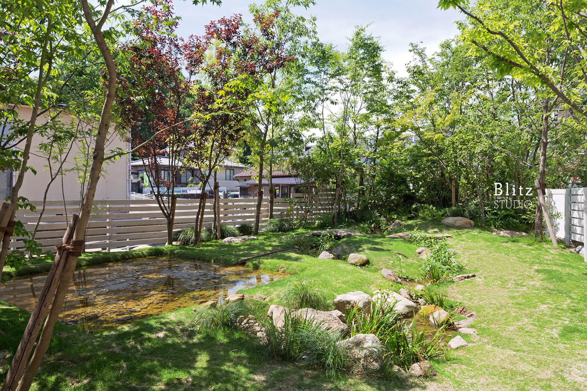 『みやまの森こども園』-長崎県諫早市-建築写真・竣工写真・インテリア写真4