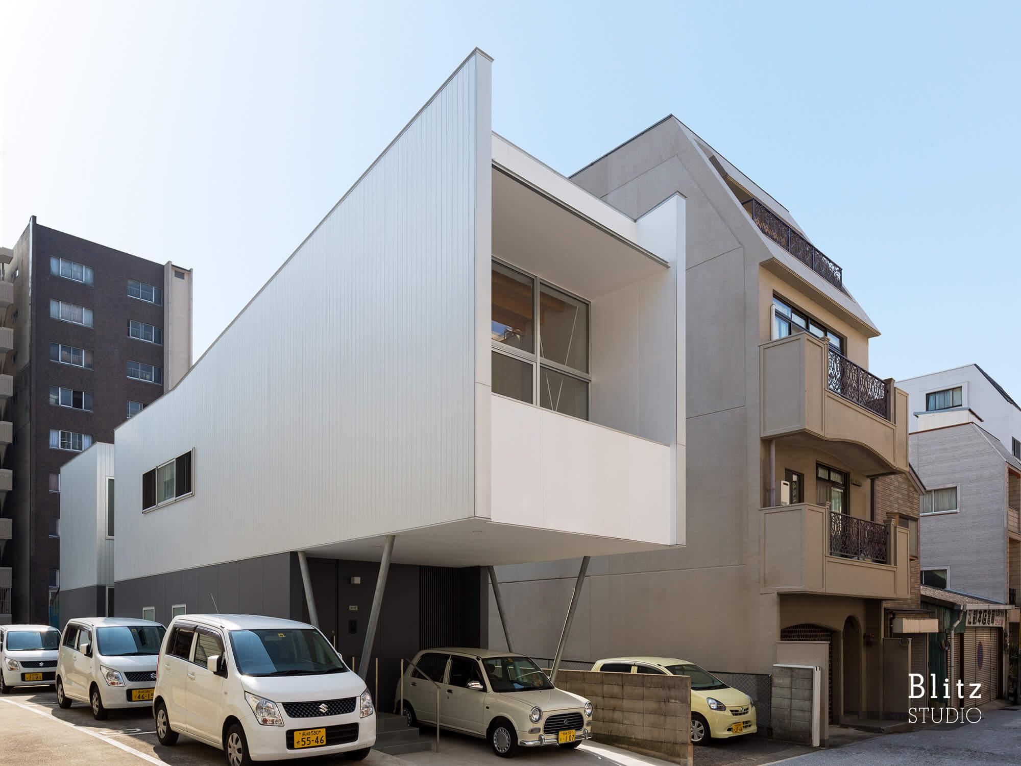 『油屋町の家』-長崎県長崎市-建築写真・竣工写真・インテリア写真4