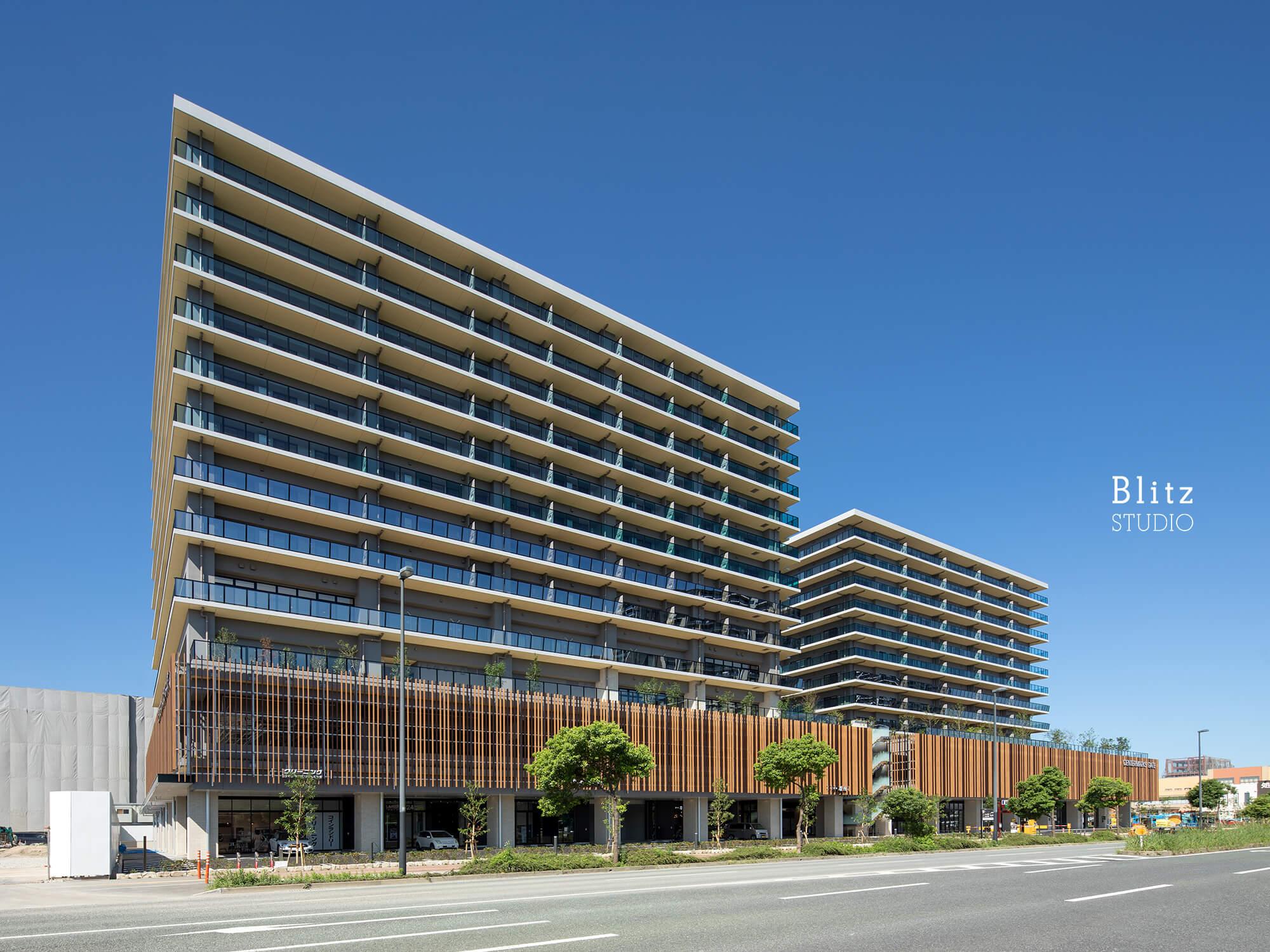 『センターマークスゲート』-福岡県福岡市-建築写真・竣工写真・インテリア写真4