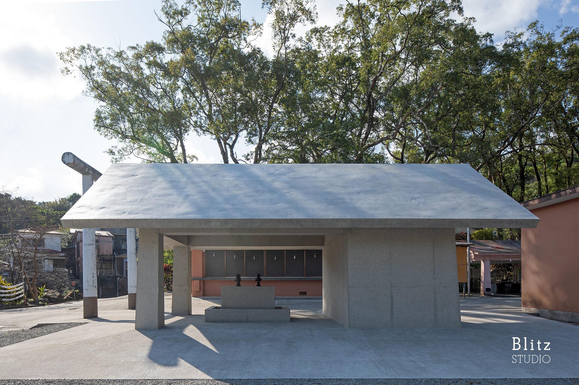 『高千穂神社』-鹿児島県奄美大島-建築写真・竣工写真・インテリア写真4