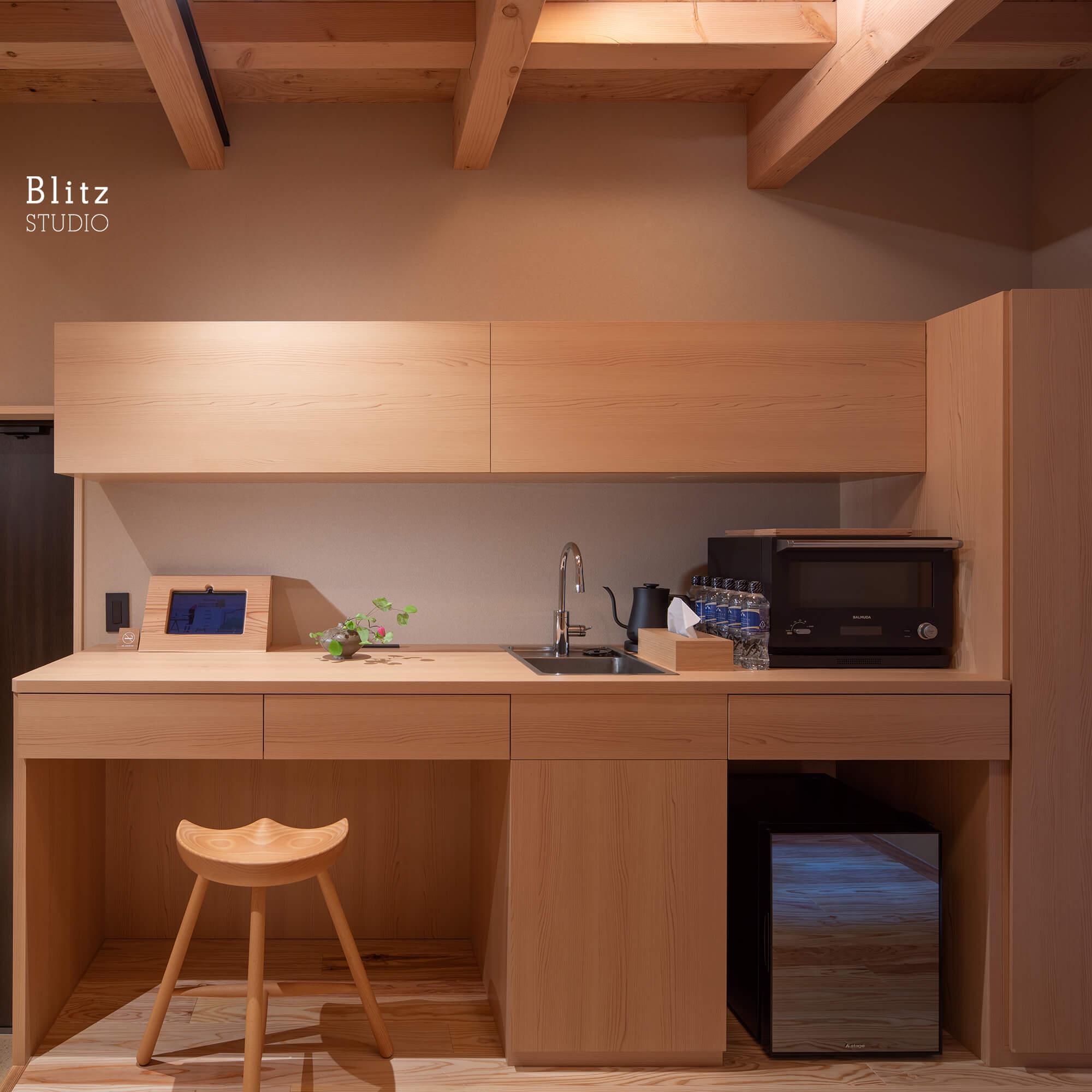 『博多の宿 徒然庵』-福岡県福岡市-建築写真・竣工写真・インテリア写真4