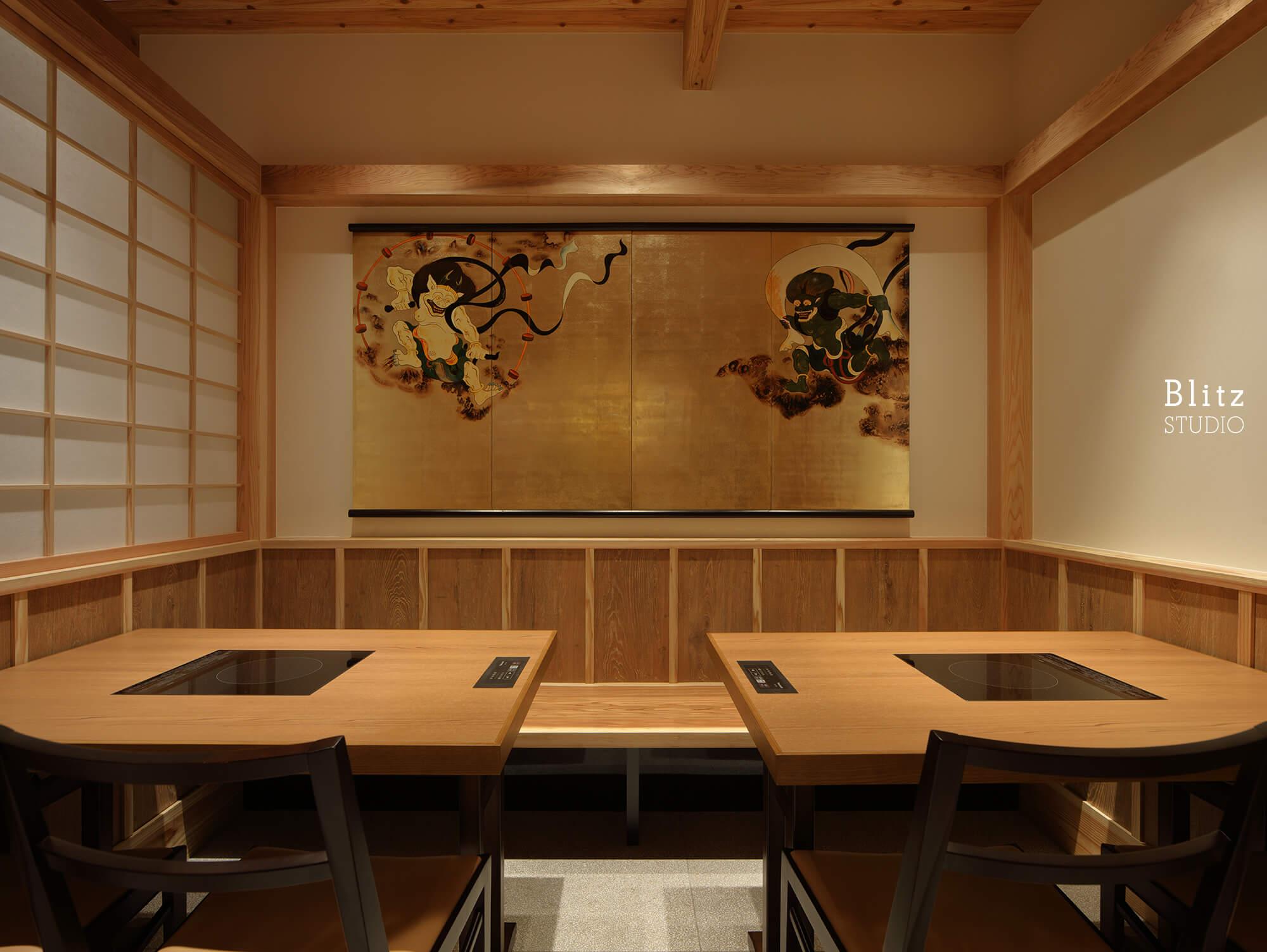 『前田屋 総本店』-福岡県福岡市-建築写真・竣工写真・インテリア写真5