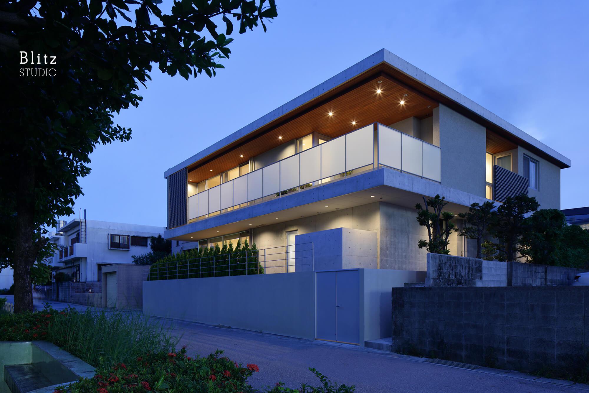 『古島の家』-沖縄県-建築写真・竣工写真・インテリア写真2