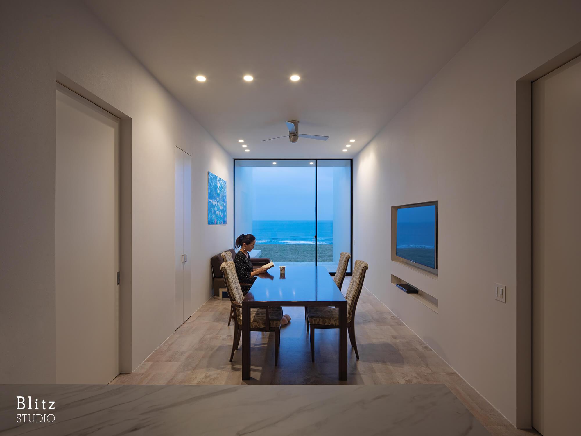『太平洋を望む家』-鹿児島県奄美大島-建築写真・竣工写真・インテリア写真5
