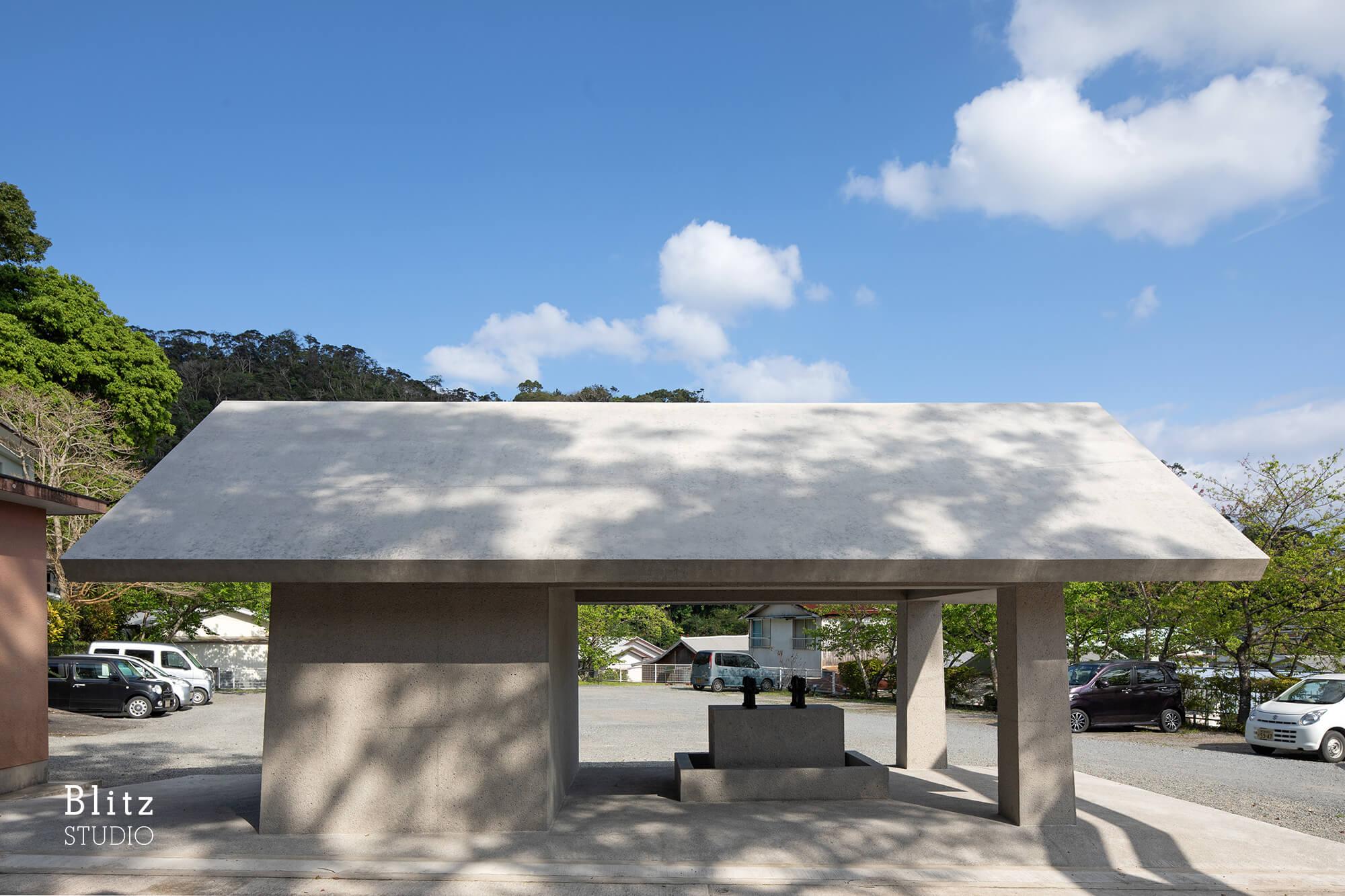『高千穂神社』-鹿児島県奄美大島-建築写真・竣工写真・インテリア写真5