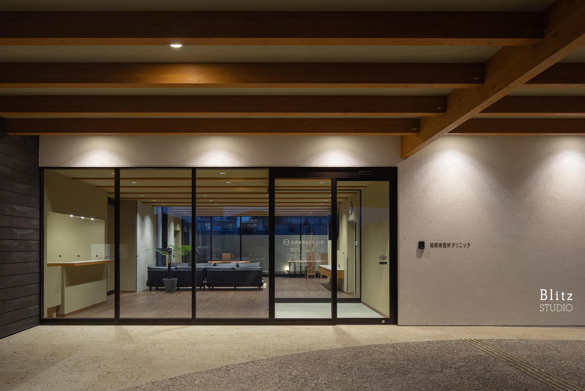 『福岡南透析クリニック』-福岡県福岡市-建築写真・竣工写真・インテリア写真5