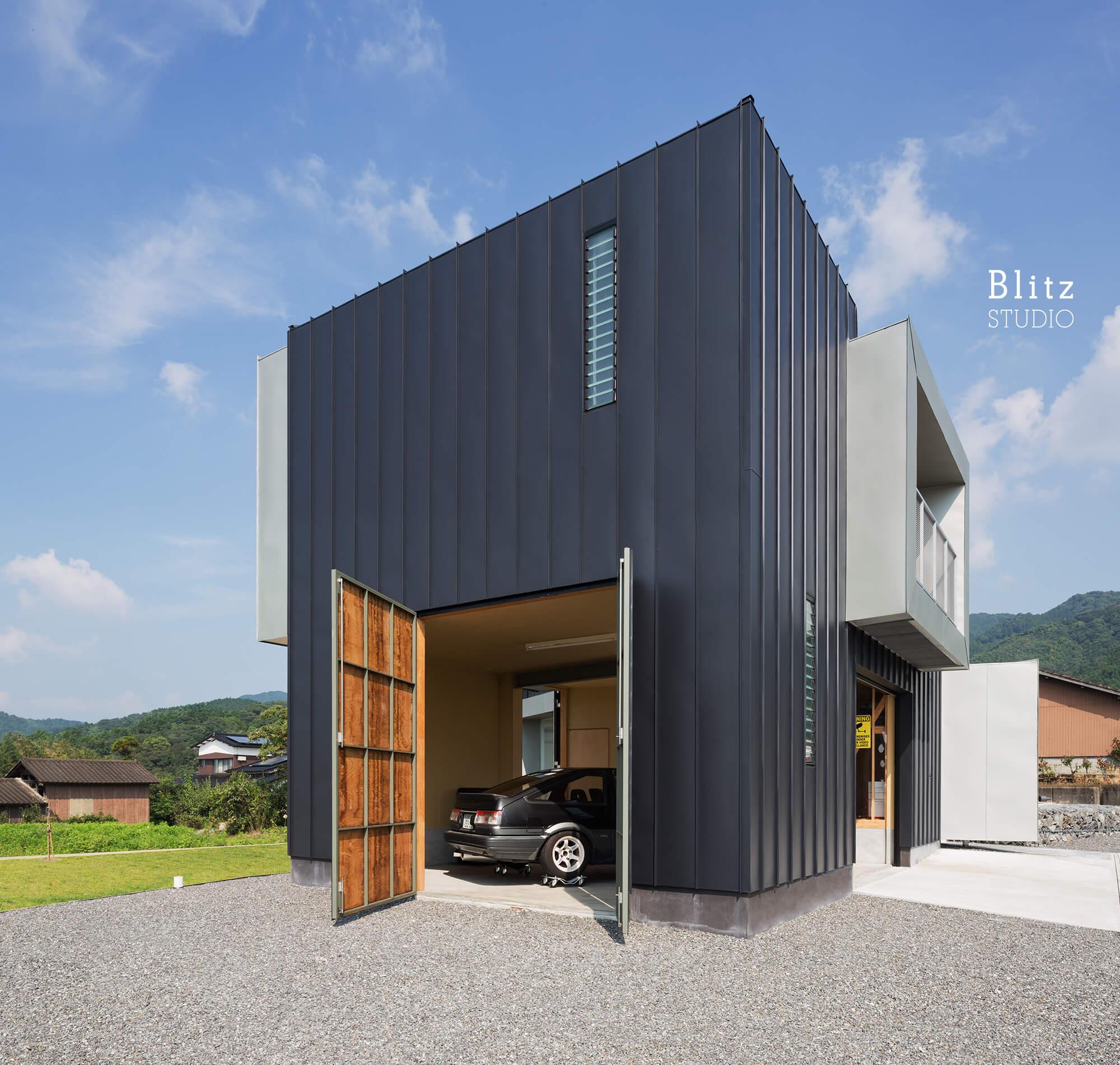 『吉野ヶ里の住宅』建築写真・竣工写真・インテリア写真6