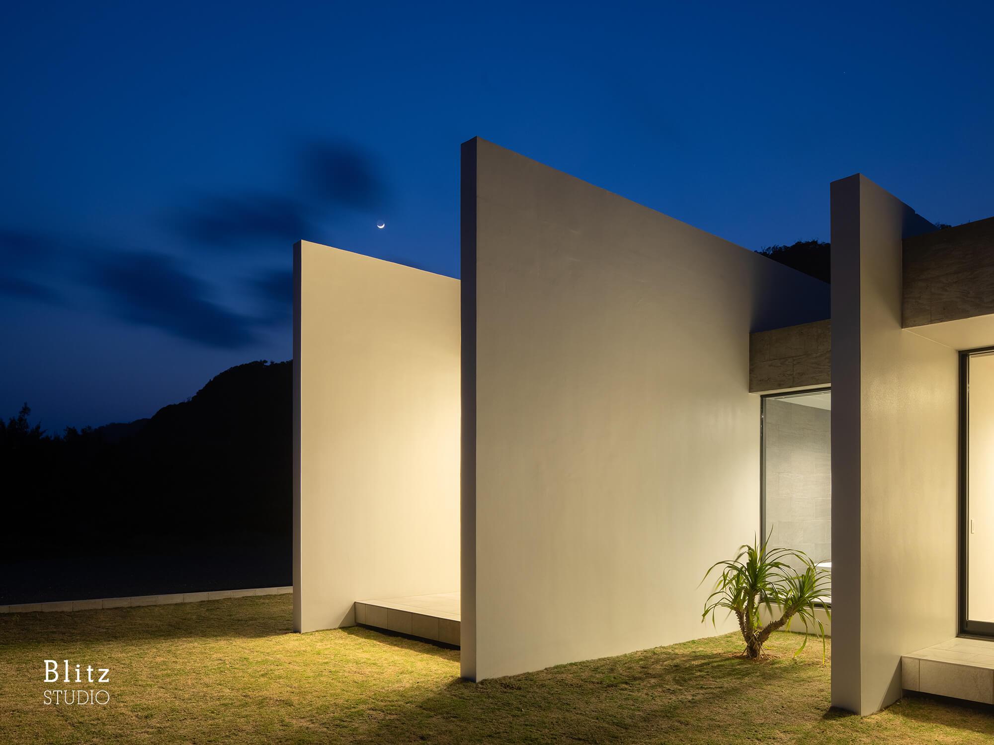 『太平洋を望む家』建築写真・竣工写真・インテリア写真6