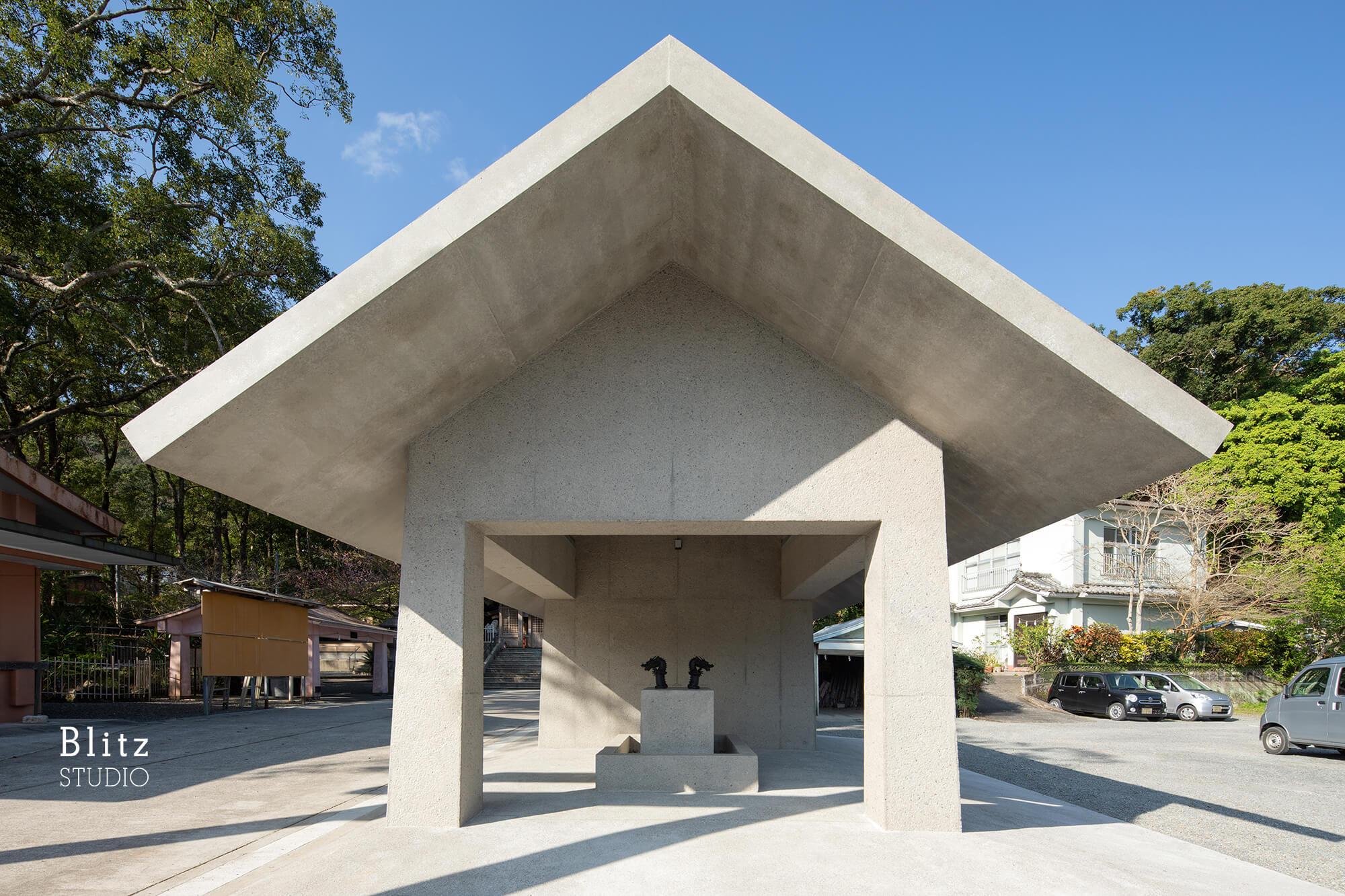 『高千穂神社』建築写真・竣工写真・インテリア写真6