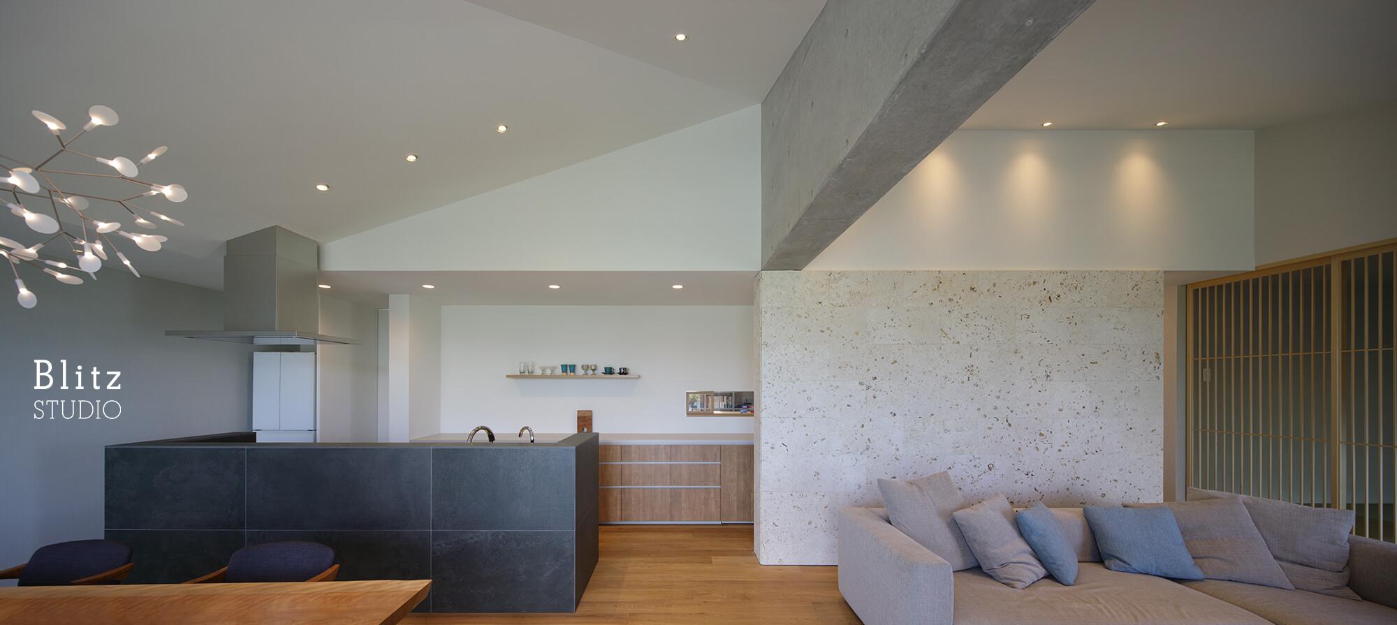『古島の家』-沖縄県-建築写真・竣工写真・インテリア写真4