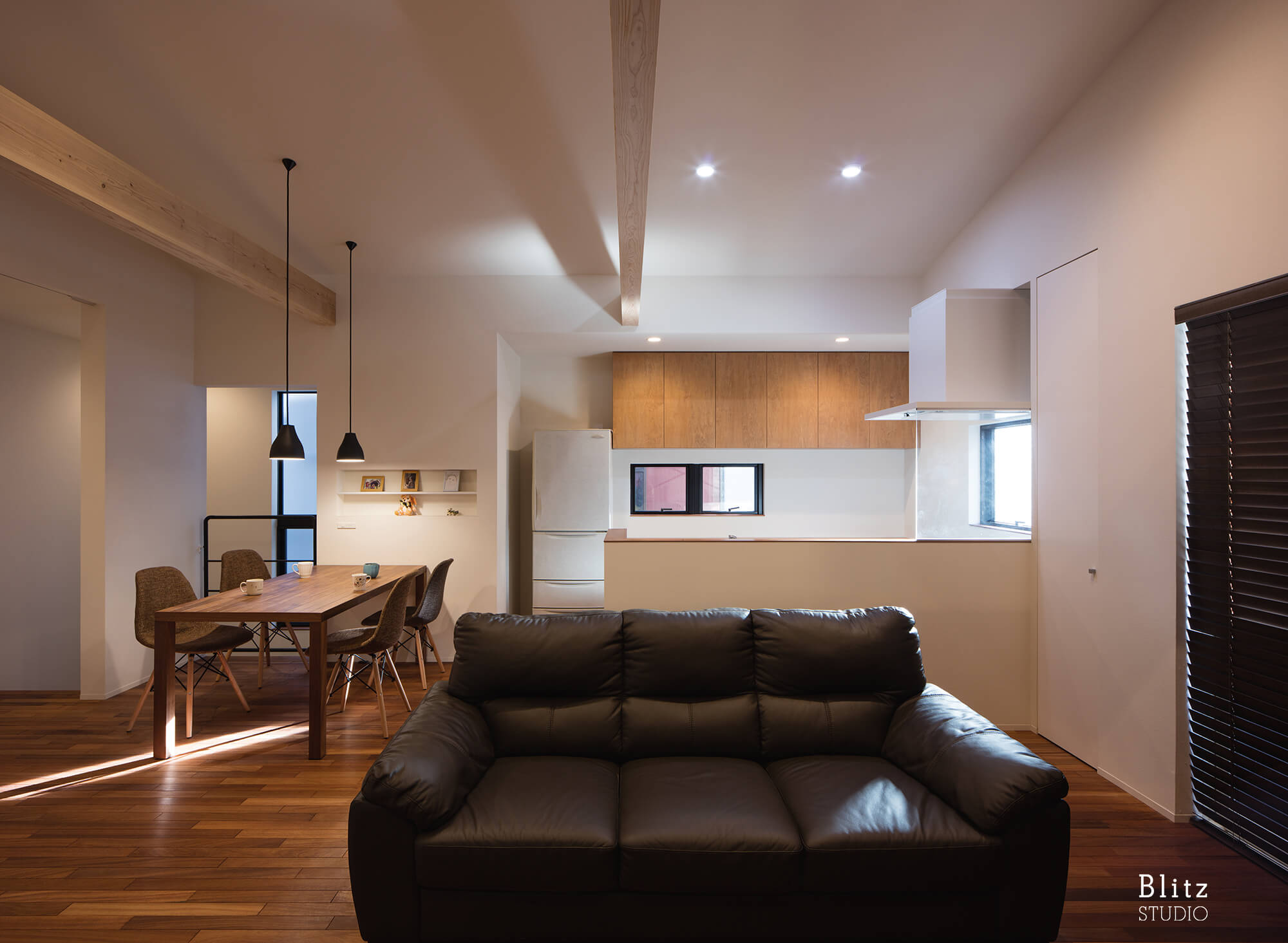 『IRIFUNE HOUSE』建築写真・竣工写真・インテリア写真7