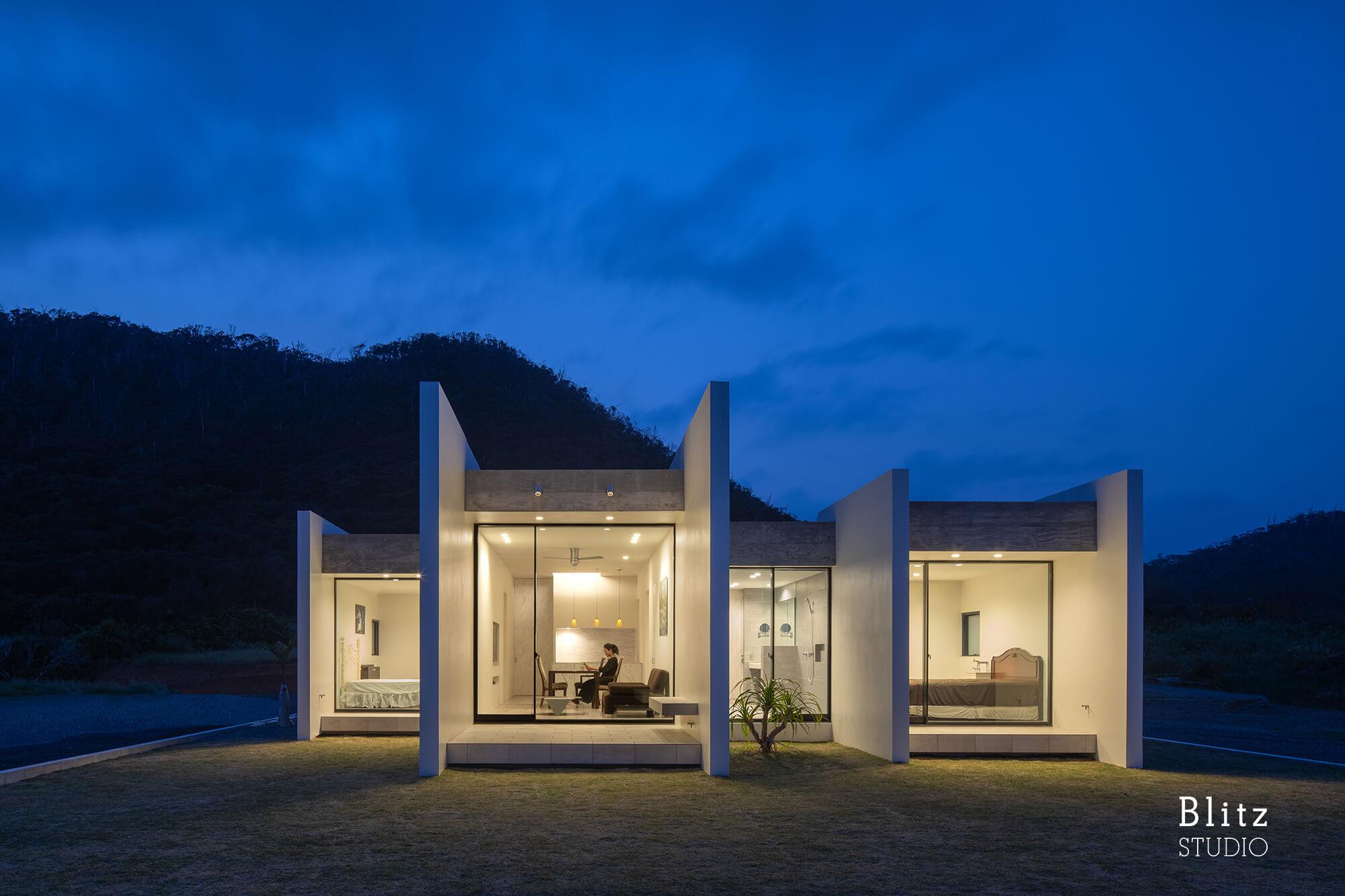 『太平洋を望む家』建築写真・竣工写真・インテリア写真7