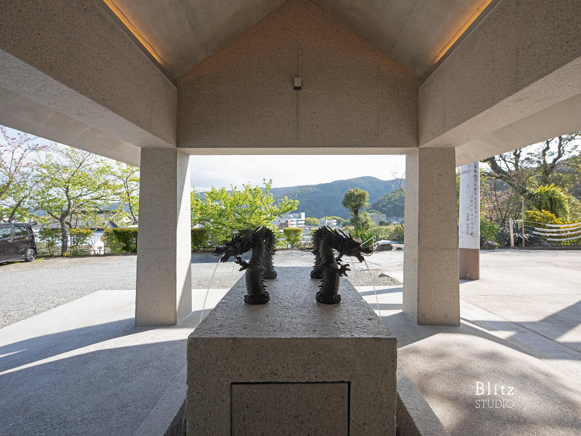 『高千穂神社』建築写真・竣工写真・インテリア写真7