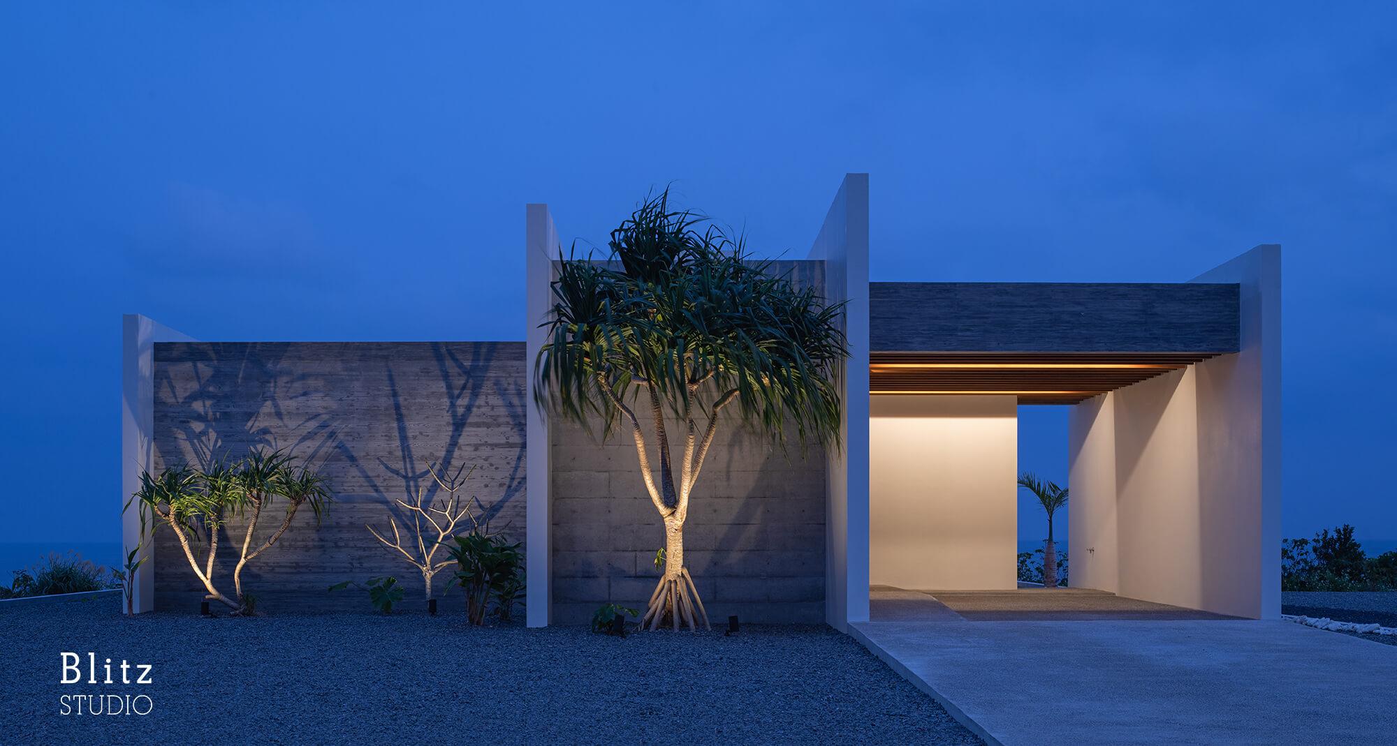 『太平洋を望む家』建築写真・竣工写真・インテリア写真8