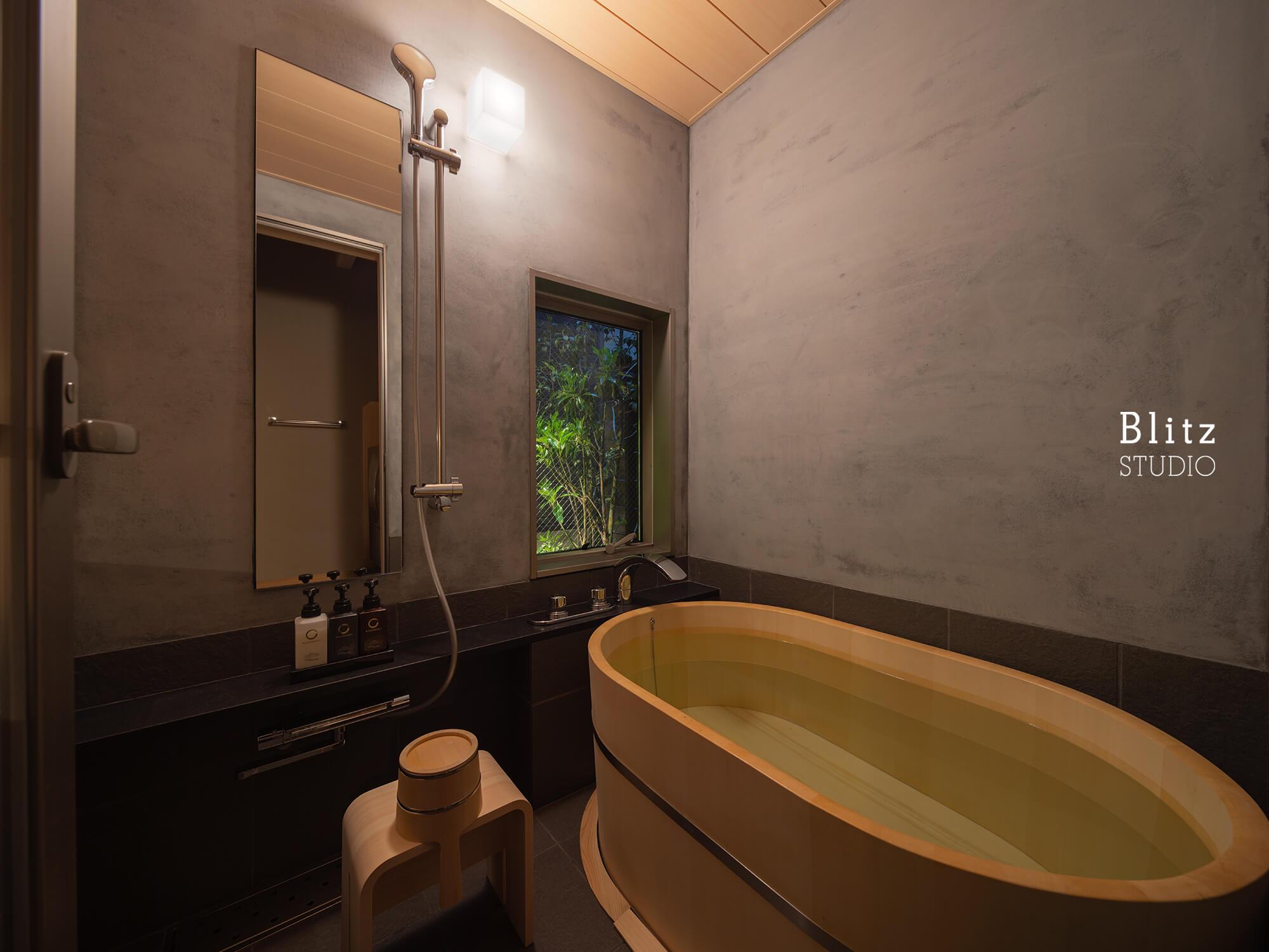 『博多の宿 徒然庵』建築写真・竣工写真・インテリア写真10