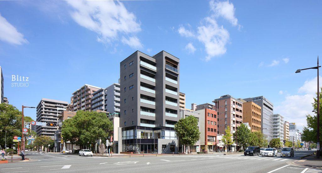 『アスエリア大濠公園』-福岡県福岡市-建築写真・竣工写真・インテリア写真