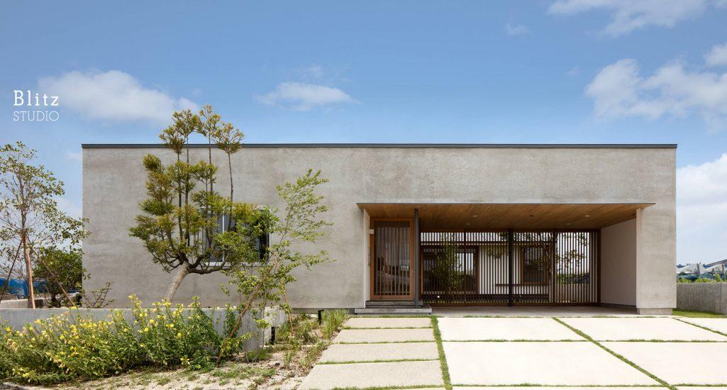 『筑後の家』-佐賀県筑後市-建築写真・竣工写真・インテリア写真