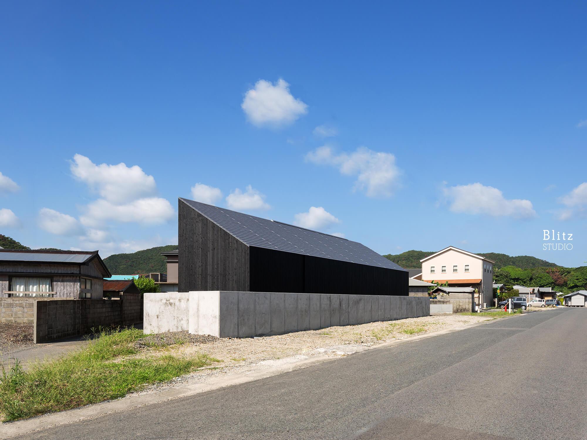 『青庵』-鹿児島県奄美市-建築写真・竣工写真・インテリア写真1
