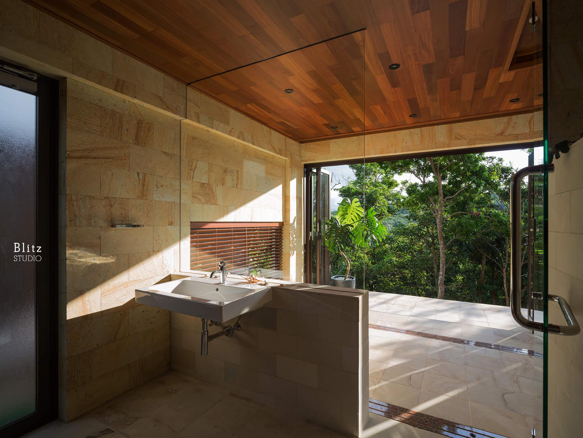 『座喜味のヴィラ』建築写真・竣工写真・インテリア写真10